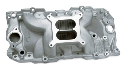 12363406 oval port square bore manifold