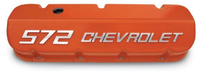 12499200 572 chevrolet valve covers