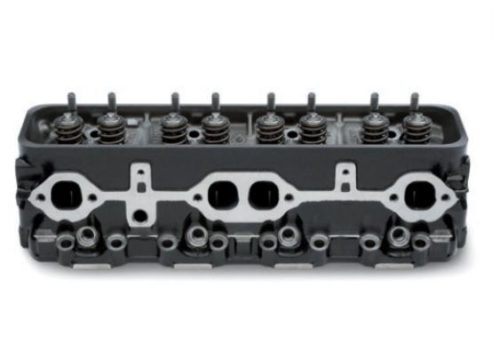 12558060 cast iron vortec cylinder head