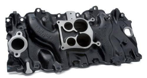 14097092 oval port intake big block manifold