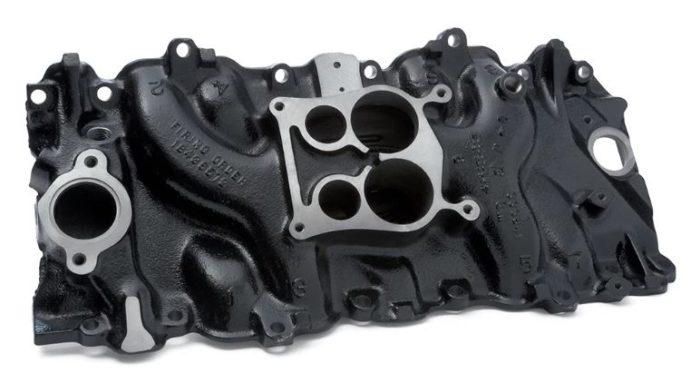 14097092 oval port intake big block manifold