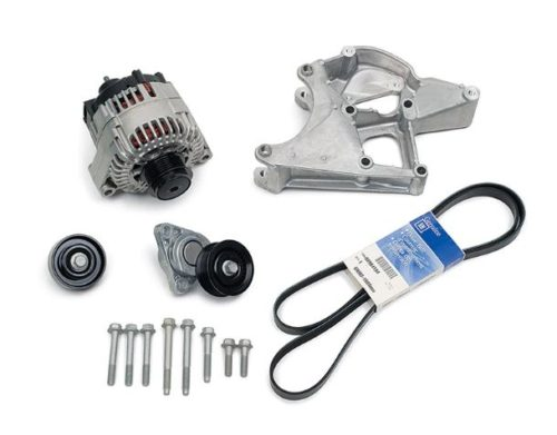 19329418 dr525 accessory drive system