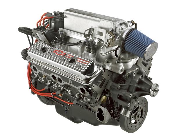 Chevrolet Performance Ram Jet 350 19355815