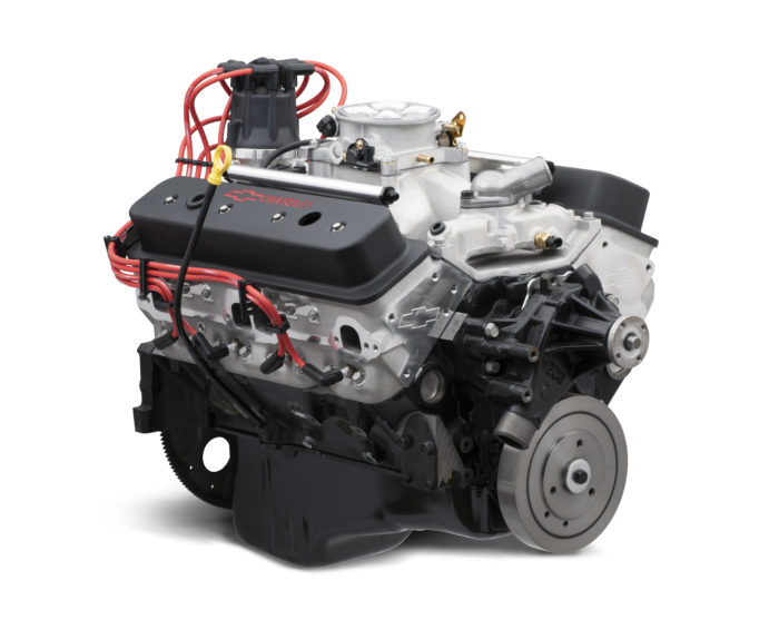 New SP383 EFI Expands Chevrolet Performance's Crate Engine Por