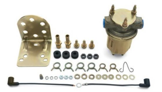 25115899 high output fuel pump