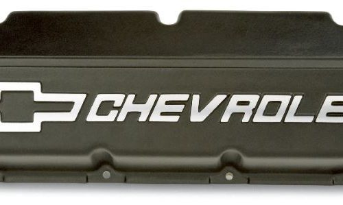 25534323 black powder coat valve covers