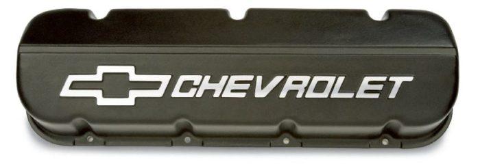 25534323 black powder coat valve covers
