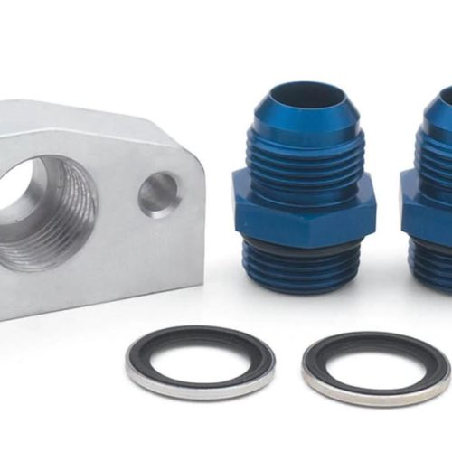 25534412 oil hose adapter kit