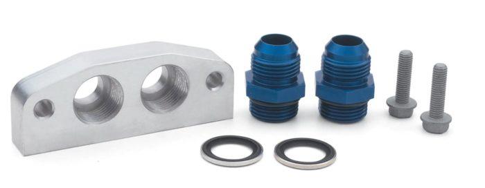 25534412 oil hose adapter kit