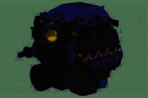 Chevrolet Performance 19416892 E-ROD LSA Supercharged 6.2L 376ci Engine 556 HP