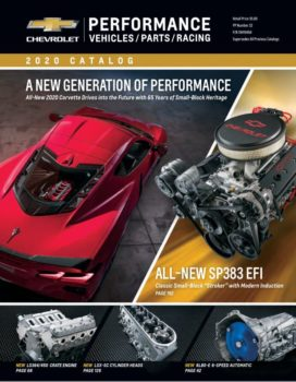 chevrolet performance 2020 catalog