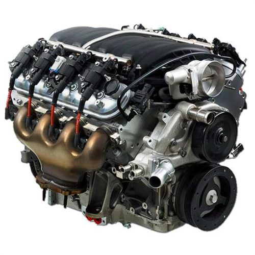 chevrolet performance ls7 crate engine