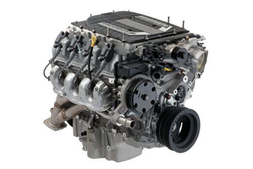 Chevrolet Performance LT4 Crate Engine w/ Wet Sump 8L90-E 19368622