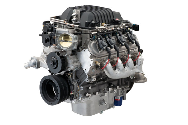 Chevrolet Performance Lsa E-Rod Manual (6.2L Sc)