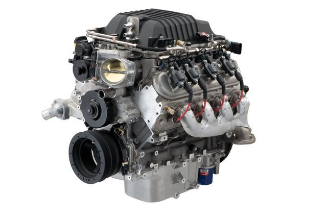 Chevrolet Performance Lsa E-Rod Manual (6.2L Sc)