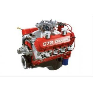 Chevrolet Performance ZZ572/572CID 620HP Long Block Crate Engine 19331581
