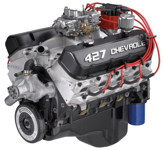 Chevrolet Performance ZZ427/480 Hp Crate Engine