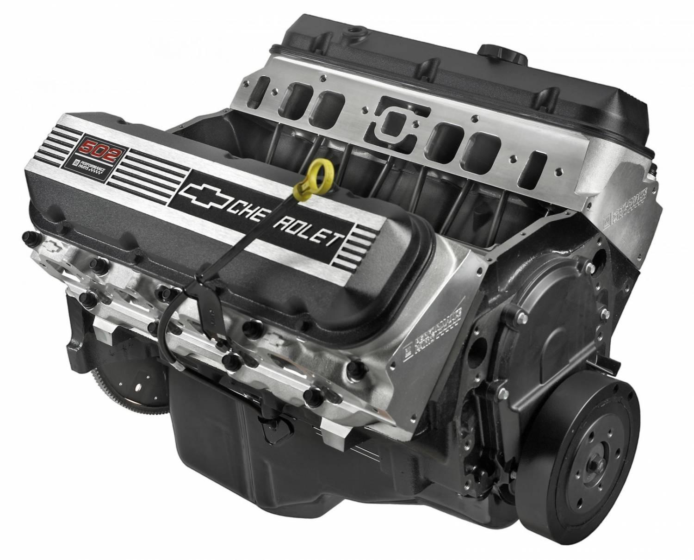 Chevrolet Performance ZZ502/502 Base 508 Hp