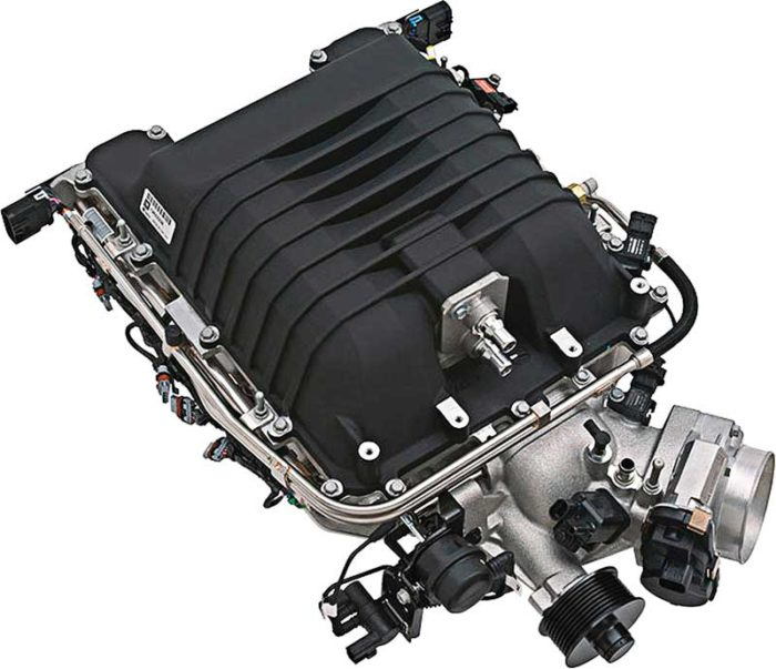 Chevrolet Performance ZL1 Supercharger Kit