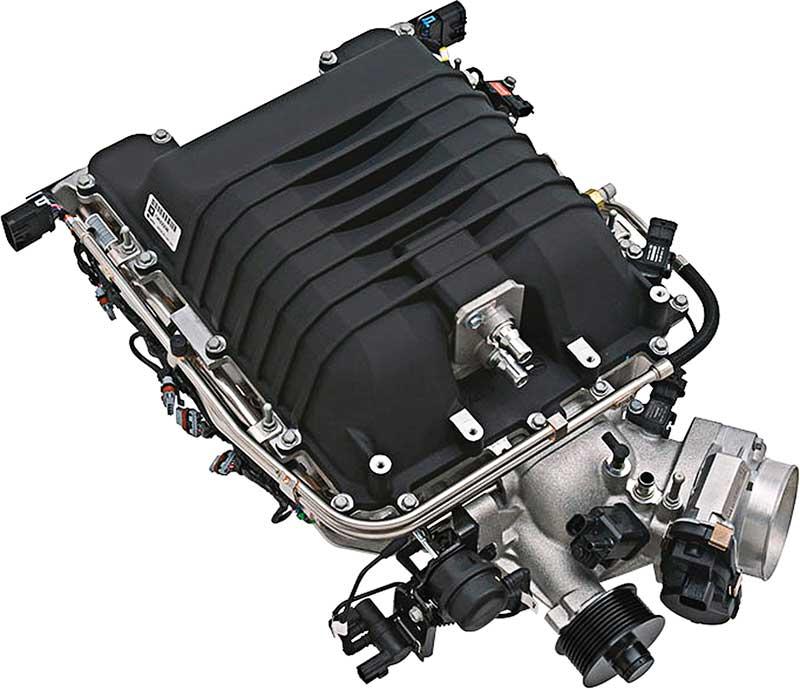 Chevrolet Performance ZL1 Supercharger Kit