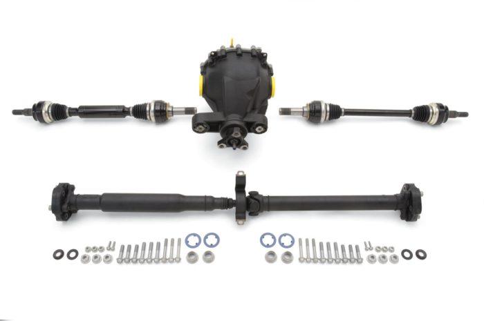 Camaro ZL1 HD Driveline Kit (Automatic Transmission)