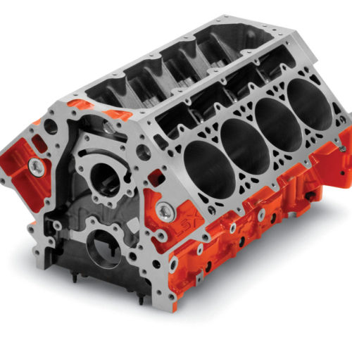 Chevrolet Performance LSX Bowtie Engine Block 19260100