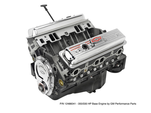 Chevrolet Performance 350 HO Base 333HP 350 cubic inch