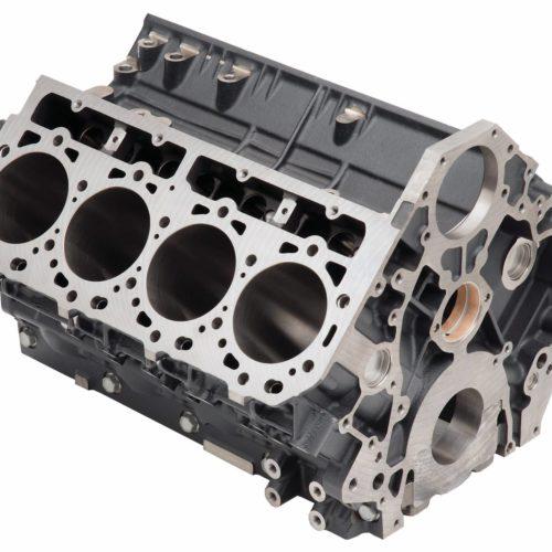 Chevrolet Performance 6.6L Duramax Machined Engine Block